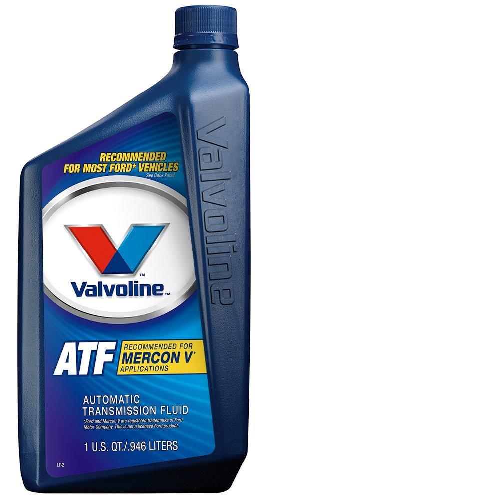 Amazon.com: Valvoline MERCON V Automatic Transmission Fluid - 1qt (Case of  6) (822345-6PK): Automotive