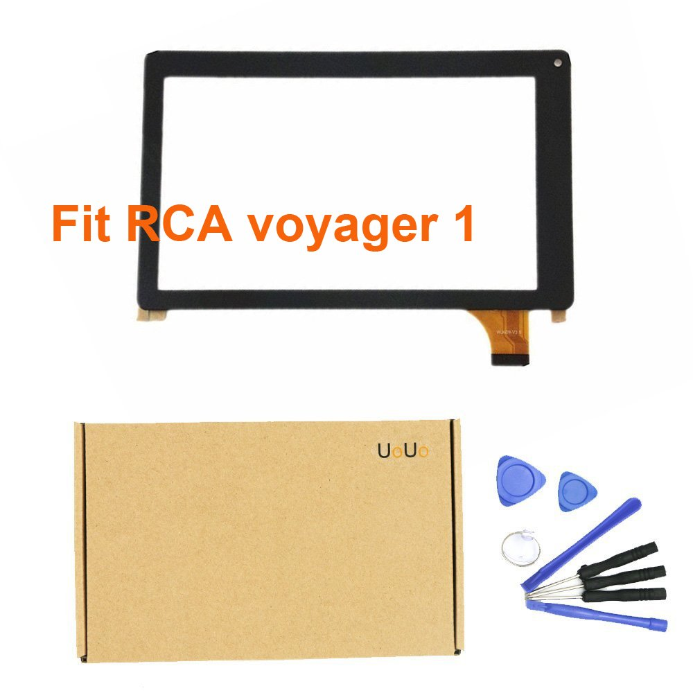 For RCA voyager RCT6773W22 7'' Tablet PC New Touch Screen Digitizer Glass Panel replacement