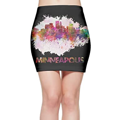 Amazon.com: Capital Canvas Prints Womens High Waist Bodycon Pencil Skirt Strethcy Short Fitted Mini Skirt: Clothing