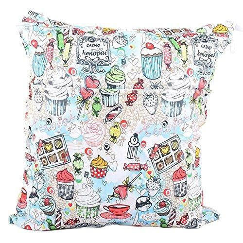 Cupcake Diaper Bags - 7