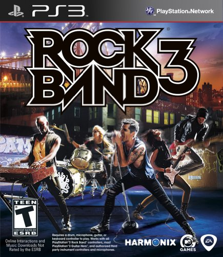 Rock Band 3 – Playstation 3 (Game)