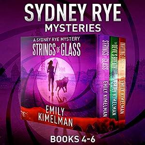 Sydney Rye Mystery Box Set, Books 4-6 Audiobook