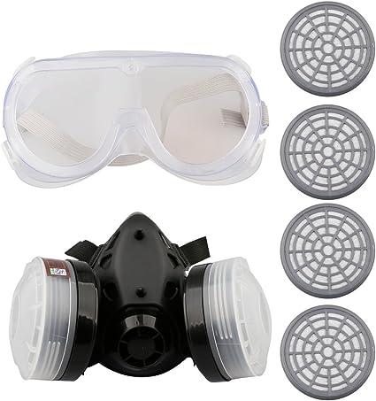 maschera respiratore fai da te