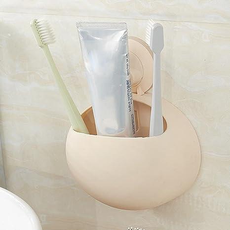 hunpta hogar baño cepillo de dientes pasta de dientes Holder ...
