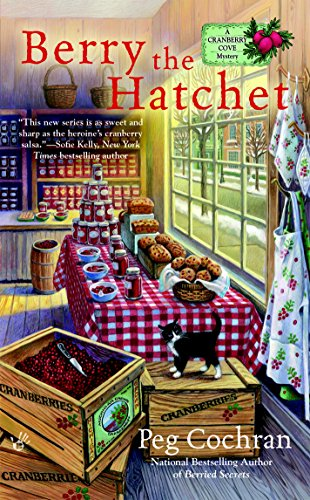 book cover of Berry the Hatchet