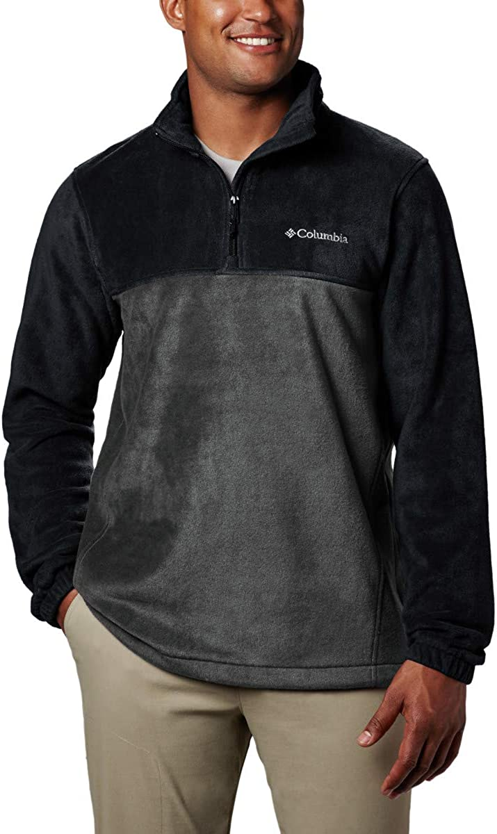 Columbia Mens Steens Mountain Half Zip Fleece