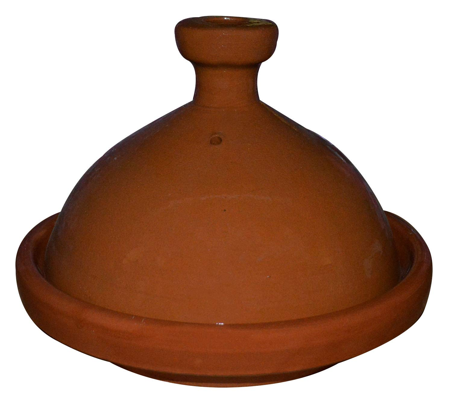 Moroccan Medium Simple Cooking Tagine Lead Free by Cooking Tagines