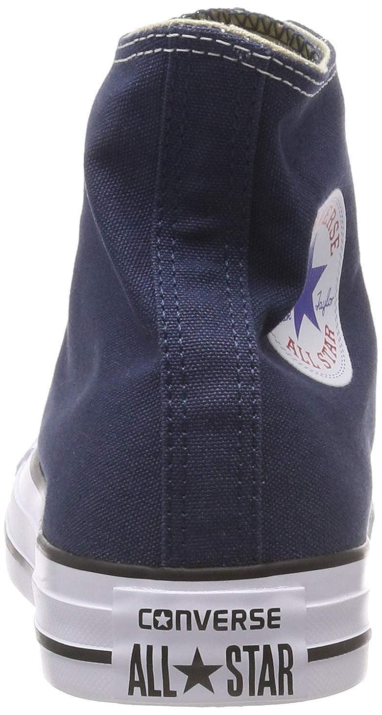 Converse Converse Converse Unisex-Erwachsene All Star Hi Sneaker Blau (Blu Navy) 35a7db