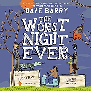 The Worst Night Ever Audiobook