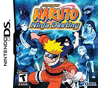 Nintendo Naruto: Ninja Destiny, NDS - Juego (NDS, Nintendo ...