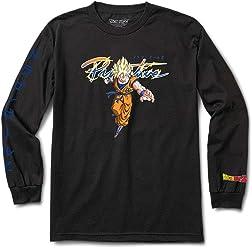 fd82e0e0 Primitive Skate x Dragon Ball Z Long Sleeve Graphic T Shirts Collection for  Men