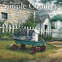 Simple Country Artwork By Michael Humphries 2016 Square 12x12 Wall Calendar