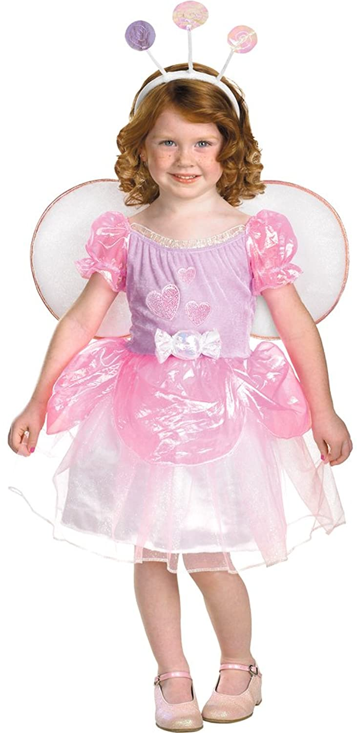 sc 1 st  Amazon.com & Amazon.com: Child Lolli The Candy Fairy Sm Kids Girls Costume: Clothing