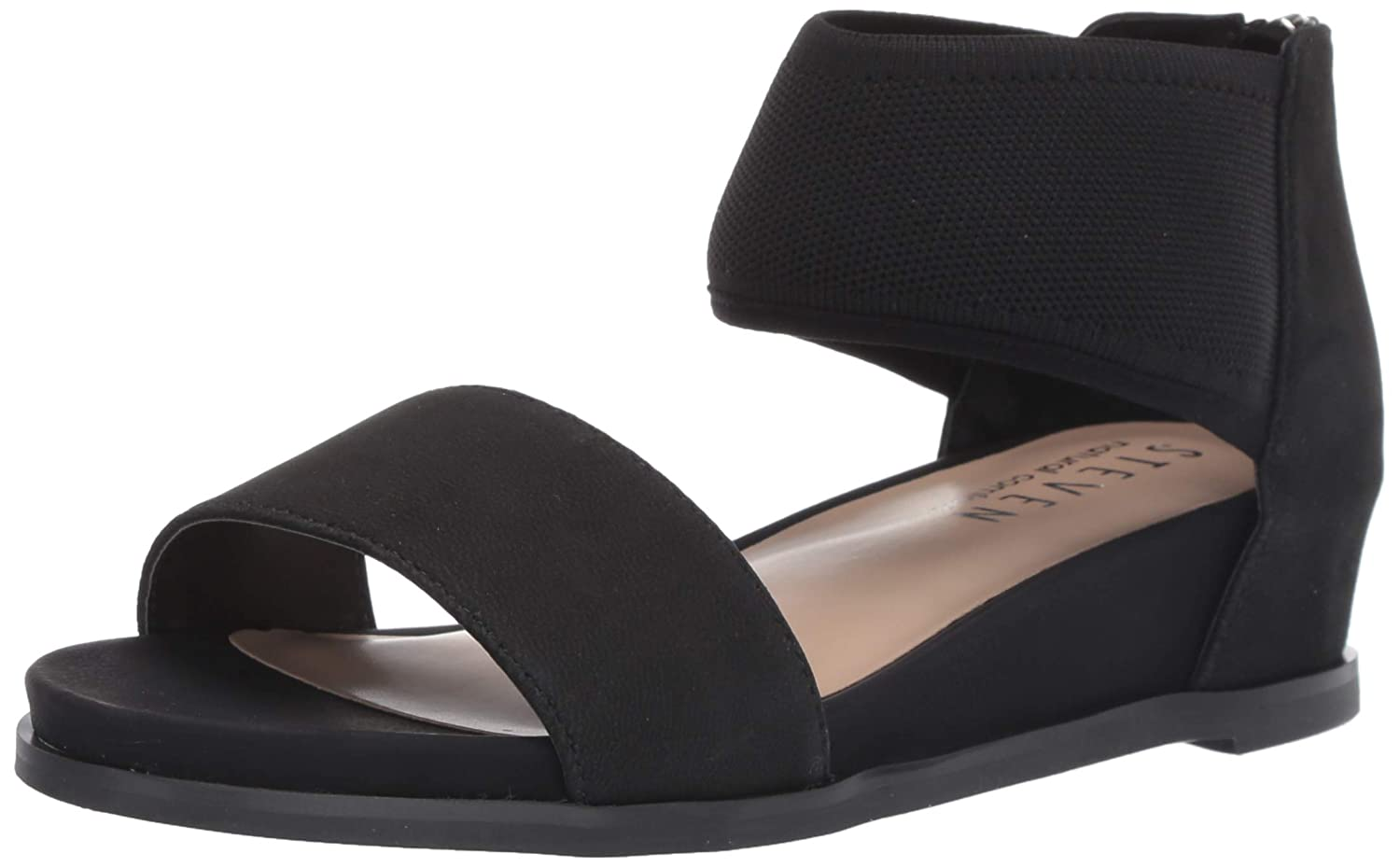 e0d3a0242c5 Amazon.com  STEVEN by Steve Madden Women s Nc-Evie Sandal  Shoes