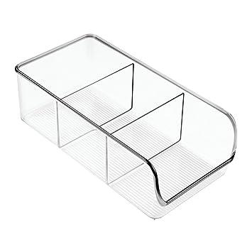 Küchen Aufbewahrungsbehälter interdesign linus aufbewahrungsbehälter mittelgroßer küchen