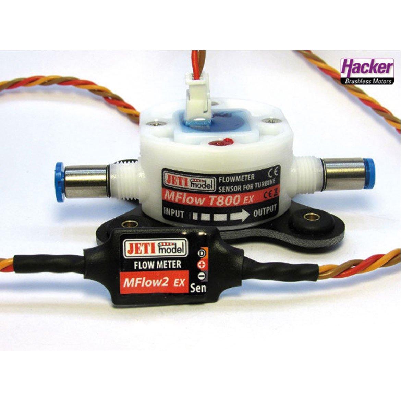 Jeti DUPLEX 2.4EX MFlow2 Turbine 800