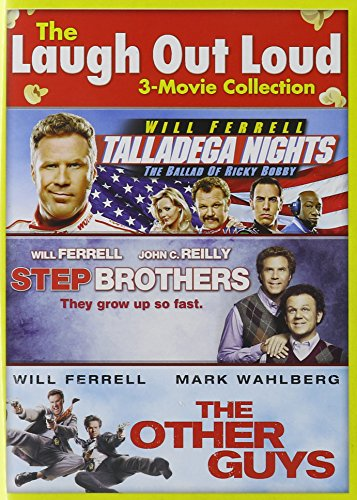 Other Guys, the / Step Brothers / Talladega Nights: The Ballad of Ricky Bobby