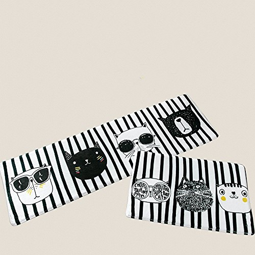 wolala-home-super-soft-flannel-sponge-black-and-white-striped-cats-strong-absorbent-non-slip-machine