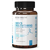 Multivitamin for Men - Supports Energy & Overall Male Health - Essential Daily Vitamins...