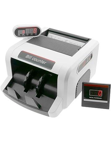PrimeMatik - Contador de Billetes con Doble Visor y detecciones UV MG1 MG2
