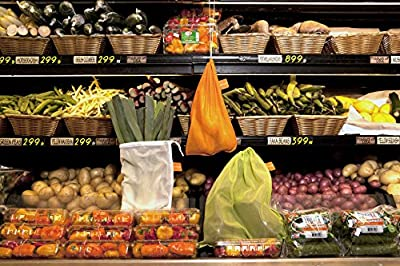 Bring It Valencia Reusable Produce Bags from Bring It
