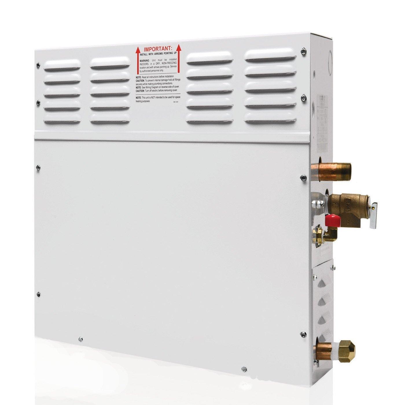 Steamist TSG-10 10 KW Rating Total Sense Residential Steam Generator ...