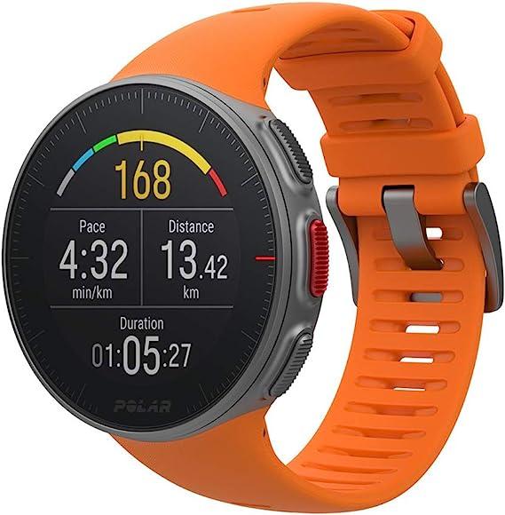 Polar Vantage V – Reloj Premium con GPS y Frecuencia Cardíaca ...