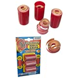 Back to Basics Toys Super Bang Roll Cap Refill Package (Single Package Shoots 1800 Shots) WILL NOT WORK WITH OLD GUNS.