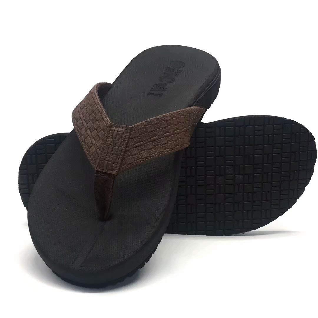 TALLA 41 EU. Zapatos para Hombre Sandalias y Chanclas de Playa para Adulto, Zapatillas Suela de Goma Antideslizante de Yoga-Espuma Acolchada