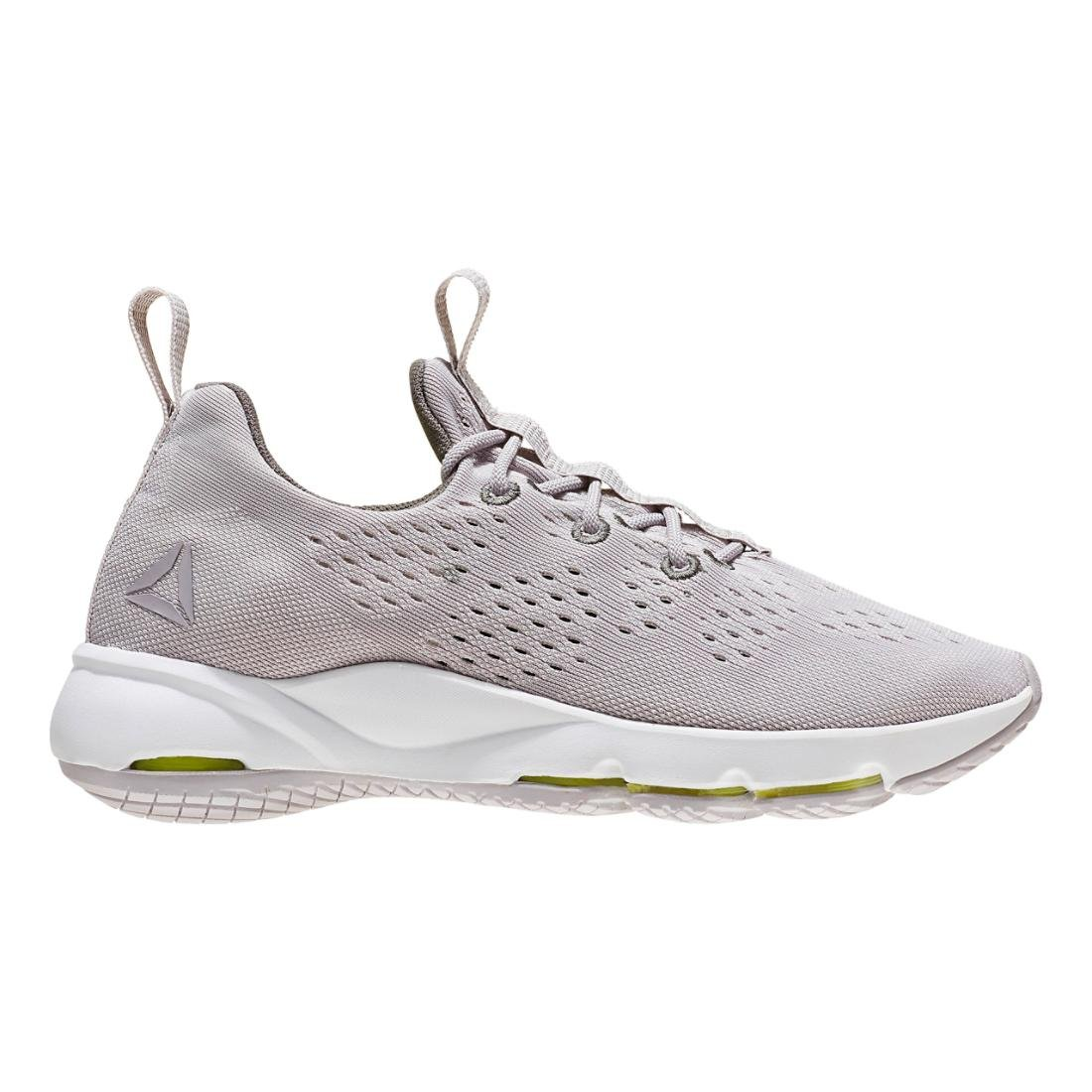 Reebok Women's Cloudride LS DMX Walking Shoe B01HH8OAAS 9 B(M) US|Whisper Grey/Lilac Ash/White/Urban Grey