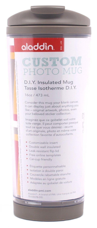 Amazon aladdin coffee mugs - Aladdin Blank Canvas Mug 16oz Taupe Amazon Ca Home Kitchen