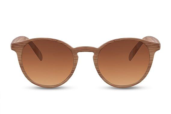 Cheapass Sunglasses Lunettes Rondes Empreinte d'Animal Classique Femmes Hommes bli3zolAL