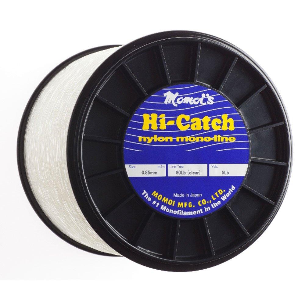使い勝手の良い Momoi hi-catch B00749R0EY 40-pound hi-catch 7750-yardクリアホワイトライン Mono、5-pound Mono B00749R0EY, ホソエチョウ:f1b3c1c7 --- a0267596.xsph.ru