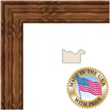 Art to Frames 2WOM0066-81375-YHNY-16x20 16 by 20-Inch Picture Frame, 1.25-Inch Wide, Honey Stain