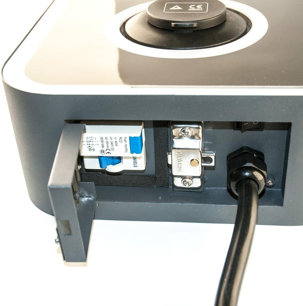 Ladeger/ät Wallbox HF Serie 1 Phasig 230V bis zu 7.2kW 32A Typ 2 Steckdose f/ür Elektrofahrzeug Hybrid EV