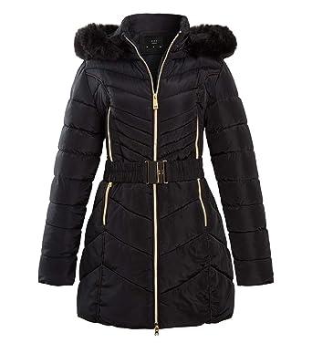 516d14be1e0 SS7 Women s Plus Size Padded Parka Coat