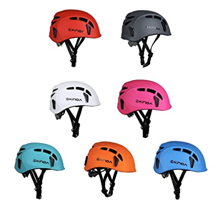 Amazon.com : Baosity Outdoor Unisex Helmet Safety Headwear Head Protection Equipment for Cycling Biking - Blue, 52-62cm : Sports & Outdoors