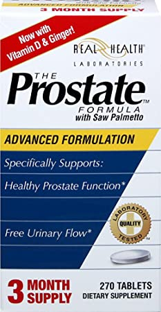 Real Health Prostate 90-Day Supply-270 ct