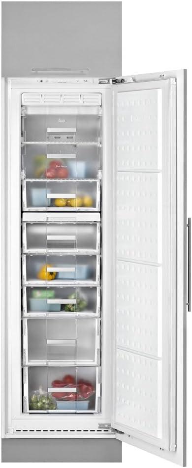 Teka - Congelador Vertical Integrable Teka Tgi2 200 Nf No Frost ...