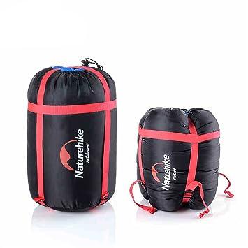 ihrkleid impermeable sin saco de dormir Saco de dormir bolsa Saco de compresión Saco de dormir o para viaje Outdoor: Amazon.es: Deportes y aire libre