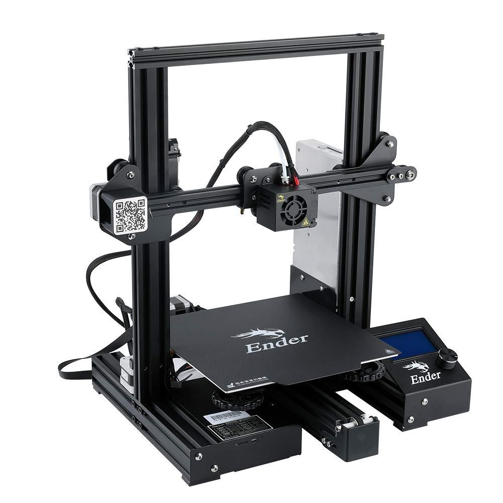 Creality 3D Ender 3 - Funda de cama con tapa para impresora ...