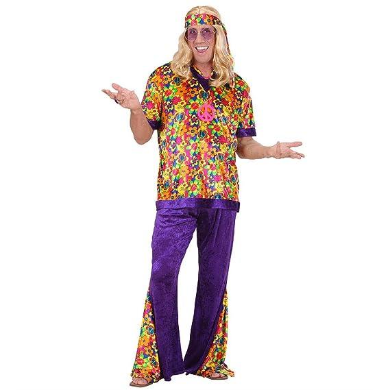 Disfraz hippie disfraz de hippie Hippieman Carnaval disfraz ...
