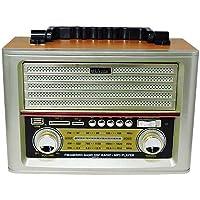 Rádio Com Usb Sd Com 3 Bandas Am Fm Sw Bluetooth