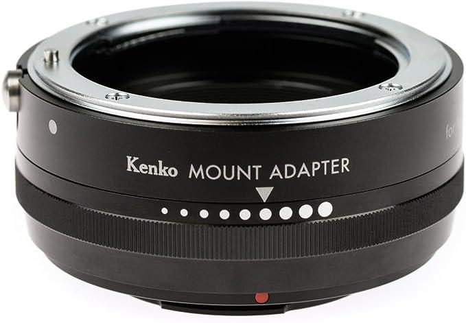 Kenko Ke01 Mftnaf Adapter For Optical Nikon F Lens To Camera Photo