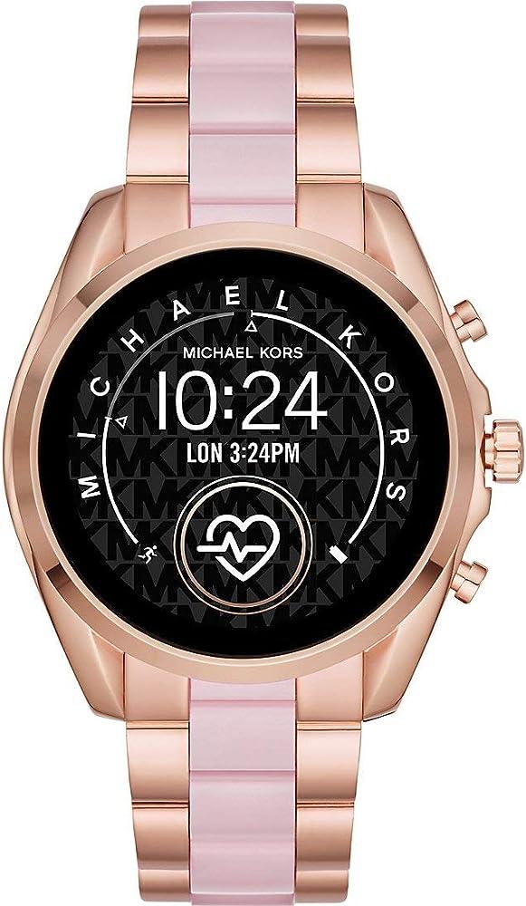 Michael Kors Access - Smartwatch Bradshaw 2 con tecnología Wear OS ...
