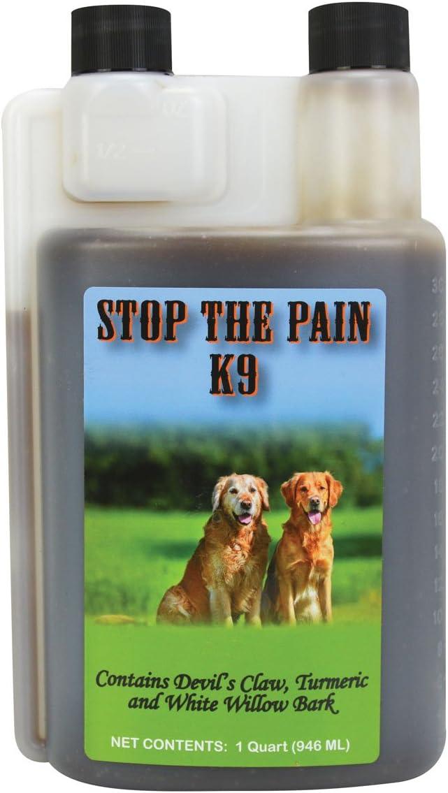 Cox Veterinary labs STP Stop The Pain K9 32oz