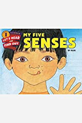 My Five Senses (Let's-Read-and-Find-Out Science 1) Paperback