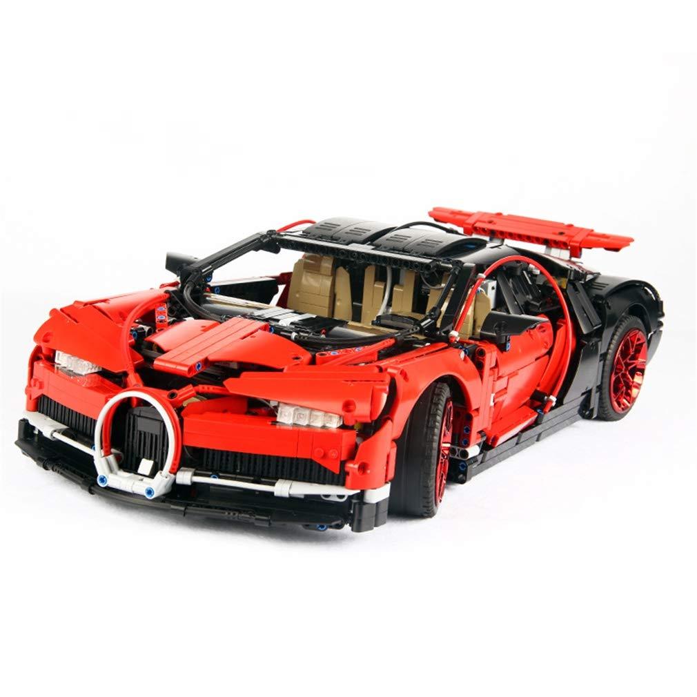 P1023 Red 3d 3d diyパズル4031ピースビルディングブロックテクニックおもちゃ、スーパーレーシングカーシリーズビルディングブロックレンガ子供のおもちゃモデル子供ギフト Red B07QPHF56H B07QPHF56H, 和粋家-甚平 作務衣メーカー直販店:895c9b7c --- m2cweb.com