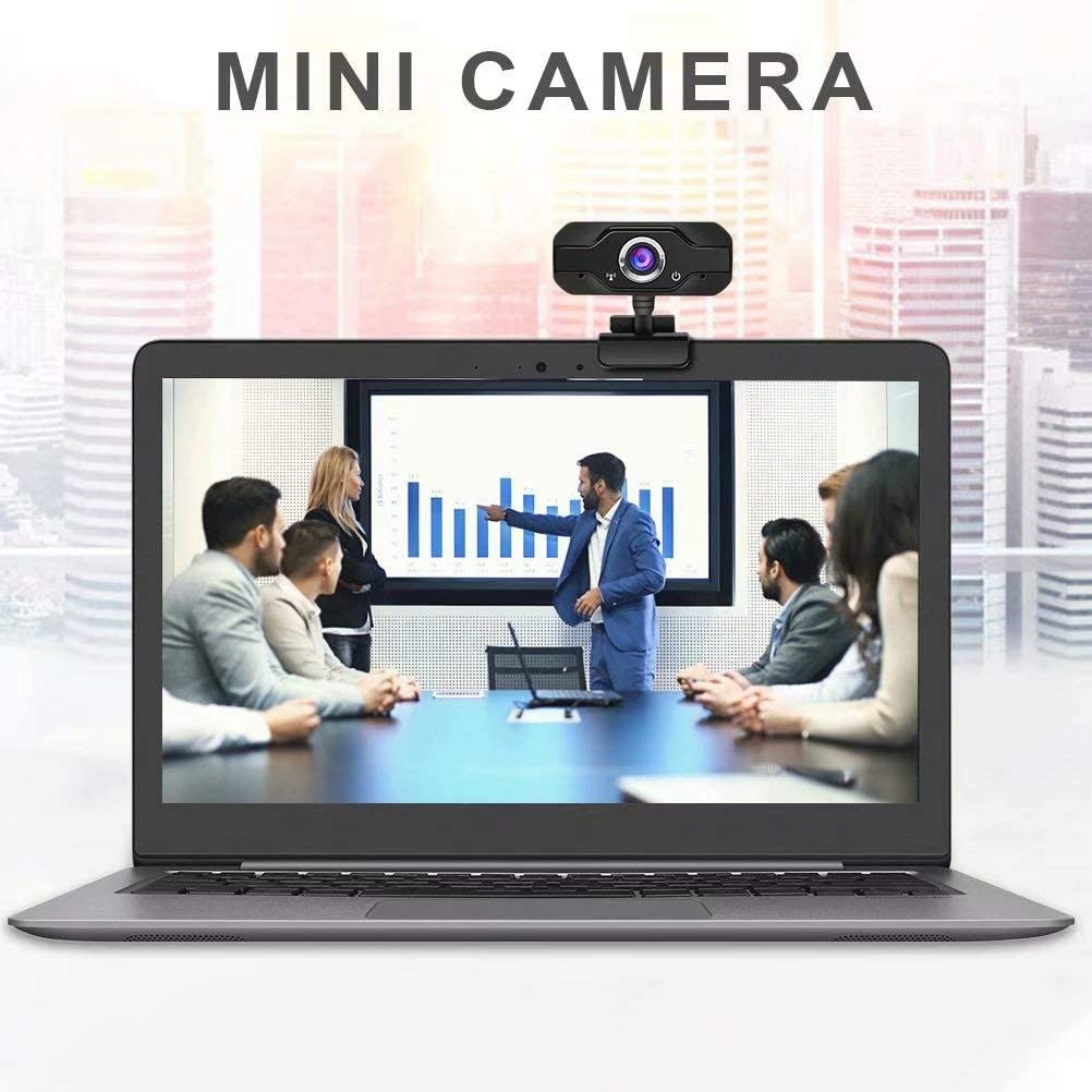 1080P Webcam NP HD PC Webcam USB Mini Computer Camera Built-in Microphone /…