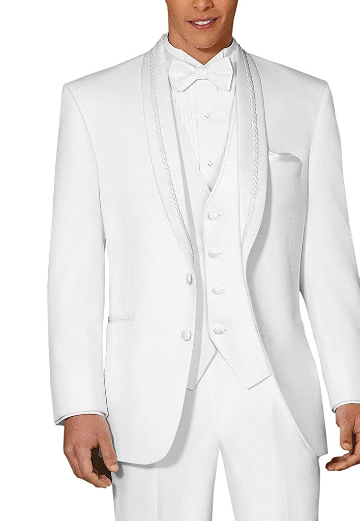 Suit Me 3 pieza trajes de etiqueta traje de la boda del partido ...